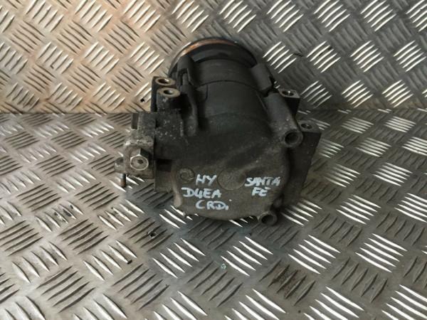 Klimakompressor Hyundai Santa Fe I 2.0 CRDI 2WD 2003 Baujahr D4EA