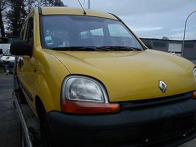Tür Renault Kangoo Schiebetür Rechts Lackcode 396 Gelb