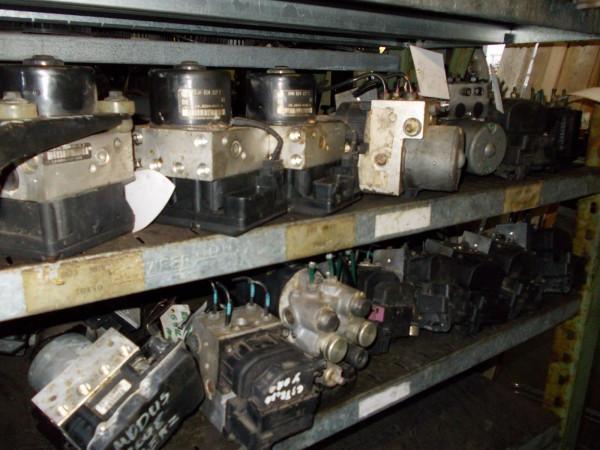 A0044310912 0265202461 ABS Block Steuergerät Mercedes A-Klasse W168