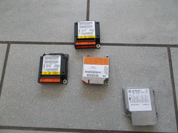 9658316680 Airbag Steuergerät Citroen