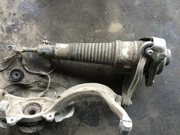 Luftfederung Stoßdämpfer Links Audi A6 4F Allrad 3.0 TDI 4F0616040