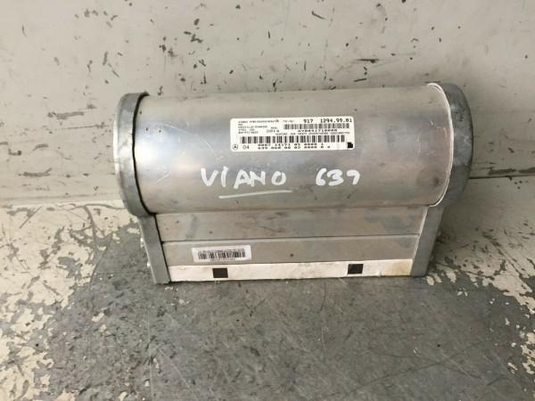 Mercedes Vito W639 Viano Armaturenbrett Beifahrer Airbag SRS 6398600002