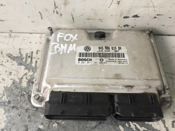 045906019BN Motor Steuergerät VW Fox 1.4 TDI BNM Motor 2007Bj.