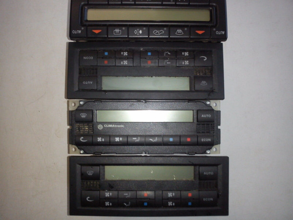 7M0907040BG Klimabedienteil VW